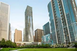 Apartment for rent in Aqua at Lakeshore East, Chicago, IL, 60601