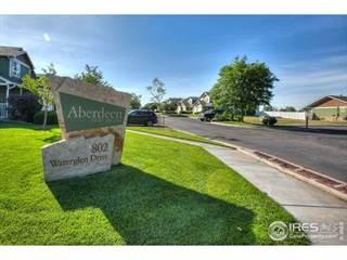 Townhouse for sale in 802 Waterglen Dr Building: L, Unit: 51, Fort Collins, CO, 80524