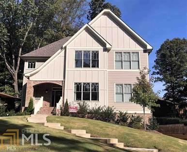 Residential Property for sale in 1233 Ne Vista Valley Dr, Atlanta, GA, 30329