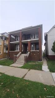 Residential Property for rent in 2639 HOLMES 2nd floor Street, Hamtramck, MI, 48212