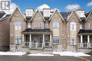 Condo for sale in 46 LOVEGROVE LANE, Ajax, Ontario, L1S0E7