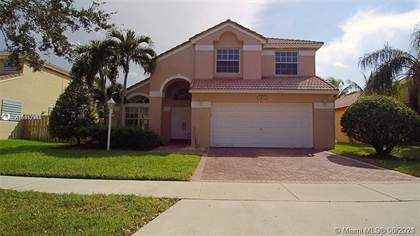 Residential Property for rent in 14272 NW 23rd St, Pembroke Pines, FL, 33028