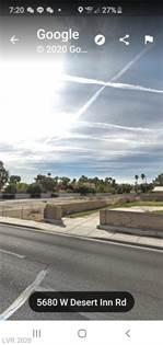 Lots And Land for sale in 5680 Desert Inn, Las Vegas, NV, 89146