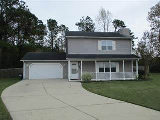 Single Family for sale in 210 Bob White Road, Swansboro Town, NC, 28539