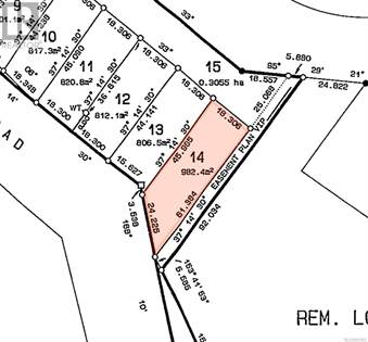 Vacant Land for sale in LOT 14 Nordic Dr, Courtenay, British Columbia, V9J1L0