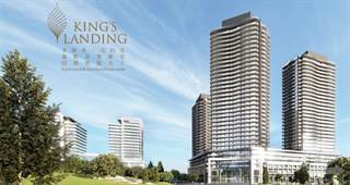 Condo for sale in King's Landing, Toronto, Ontario