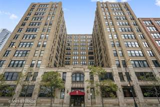 Condo for sale in 728 W. JACKSON Boulevard 612, Chicago, IL, 60661