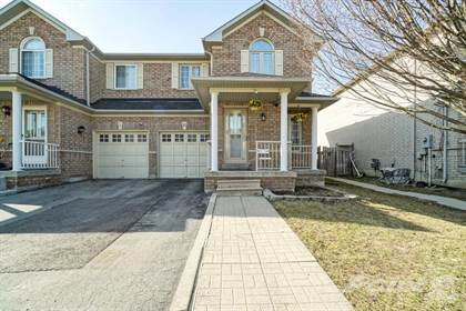 Residential Property for sale in 16 Canoe Glide Lane, Brampton, Ontario, L6R2A8