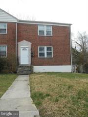 Townhouse for rent in 1101 GLENEAGLE ROAD 1ST FLOOR, Baltimore City, MD, 21239