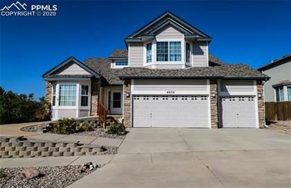 Residential for sale in 4650 Jenson Lane, Colorado Springs, CO, 80922