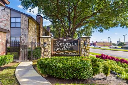 Apartment for rent in Brighton Place, Lewisville, TX, 75067