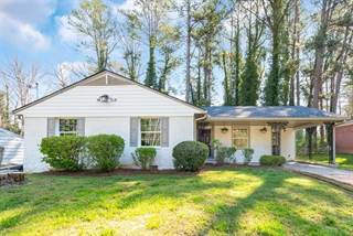 Single Family for sale in 1676 Laurelwood Drive SW, Atlanta, GA, 30311