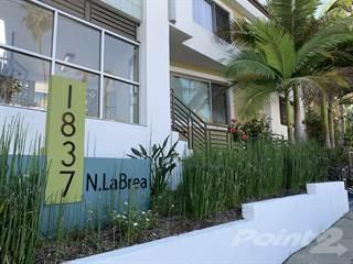 Apartment for rent in 1837 North La Brea Avenue, Los Angeles, CA, 90046
