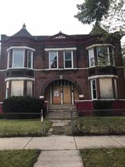 Multi-family Home for sale in 6732 South Lowe Avenue, Chicago, IL, 60621