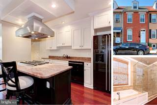 Townhouse for rent in 236 ALBEMARLE STREET, Baltimore City, MD, 21202