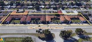 Apartment for sale in 7420 Pembroke Rd, Miramar, FL, 33023