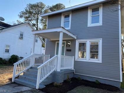 Residential Property for sale in 2645 Ballentine Boulevard, Norfolk, VA, 23509