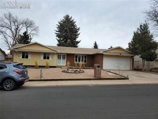 Single Family for sale in 2306 ZANE Place, Colorado Springs, CO, 80909
