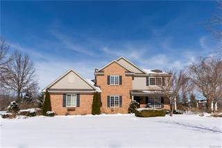 Single Family for sale in 337 MILL POND Lane, Milford, MI, 48381