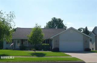 Single Family for sale in 202 Oak Terrace Ct, Lena, IL, 61048