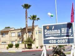 Apartment for rent in Sonoma Hills, Las Vegas, NV, 89122