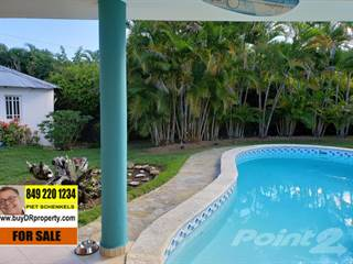 Residential Property for sale in AMAZING DEAL 2 BEDROOM VILLA IN SEMI GATED COMMUNITY IN SOSUA, CAR INCLUDED, TURNKEY PROPERTY, Sosua, Puerto Plata