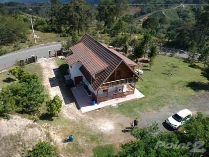 Residential Property for sale in COMODA VILLA EN LA NATURALEZA CON AMPLIO TERRENO, Jarabacoa, La Vega