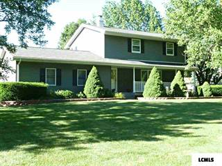 Single Family for sale in 9 Illini Drive, Lincoln, IL, 62656
