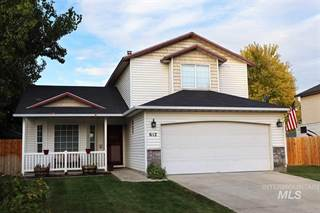 Single Family for sale in 612 N Coppertree Drive, Nampa, ID, 83651