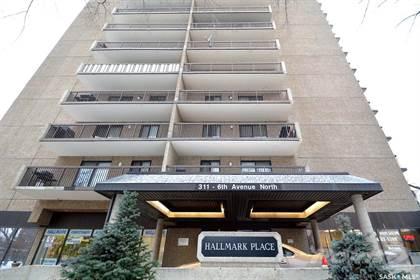 Condominium for sale in 311 6th AVENUE 403, Saskatoon, Saskatchewan, S7K 7A9
