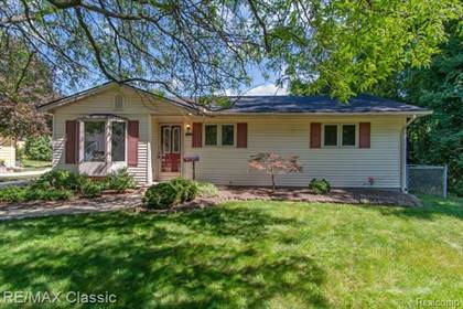 Residential Property for sale in 741 KELLOGG Street, Plymouth, MI, 48170