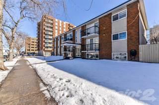 Condo for sale in 10345 123 ST, Edmonton, Alberta, T5N 1N5
