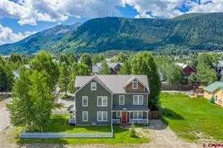 Townhouse for sale in 1 Seventh Street B, Crested Butte, CO, 81224
