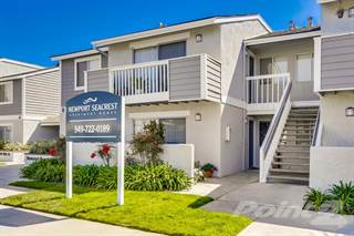 Apartment for rent in Newport Seacrest Apartments - Seaside, Newport Beach, CA, 92663