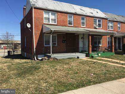 Multifamily for sale in 3636 COLUMBUS DRIVE, Baltimore City, MD, 21215