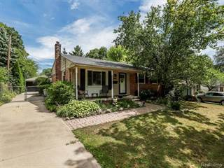 Single Family for sale in 956 Novi Street, Northville, MI, 48167
