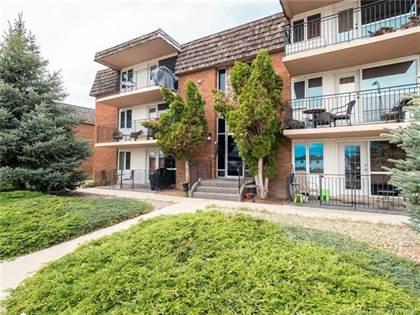 Condominium for sale in 1716 Henderson Lake Blvd Boulevard S 201, Lethbridge, Alberta, T1K 3C2