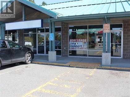 Retail Property for rent in 2628 Beverly St 5, Duncan, British Columbia, V9L5C7