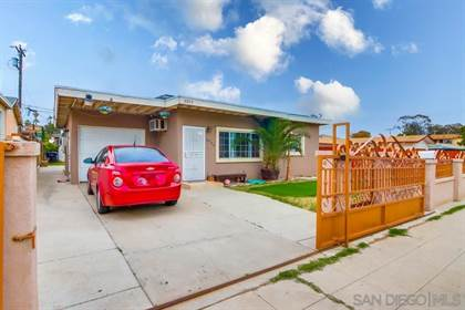 Multifamily for sale in 3920 T St, San Diego, CA, 92113