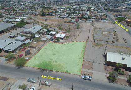 Lots And Land for sale in 2110 San Diego Avenue, El Paso, TX, 79930