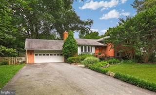 Single Family for sale in 3312 SLEEPY LANE, Falls Church, VA, 22044