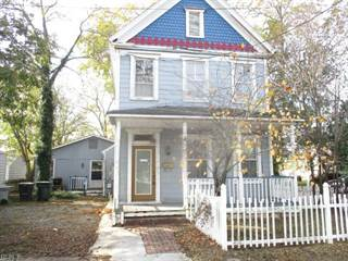 Single Family for sale in 200 Cooper ST, Hampton, VA, 23669
