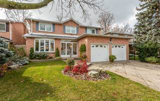 Residential Property for sale in 4032 Black Willow Crt, Mississauga, Ontario, L5C3N3