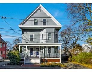 Condo for sale in 4-6 Spruce Avenue 1, Cambridge, MA, 02138