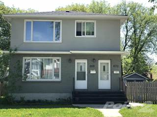 Multi-family Home for sale in 668 Jubilee Avenue, Winnipeg, Manitoba