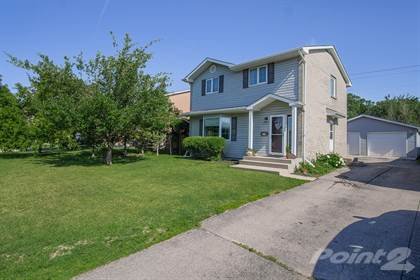 Residential Property for sale in 147 BRAINTREE CRESCENT, Winnipeg, Manitoba, R3J 1E4