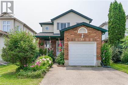 Single Family for sale in 89 EASTFOREST Trail, Kitchener, Ontario, N2N3M3