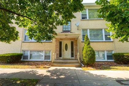 Residential Property for sale in 4752 North Menard Avenue 2S, Chicago, IL, 60630