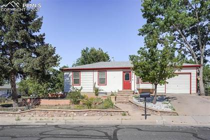 Residential Property for sale in 216 Prior Lane, Colorado Springs, CO, 80916