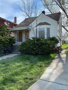 Residential Property for sale in 14524 COYLE Street, Detroit, MI, 48227